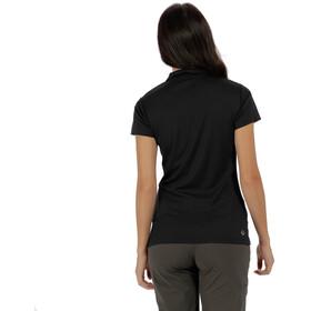 Regatta Maverick IV Chemise manches courtes Femme, black
